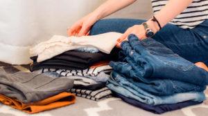 Como organizar o seu armário