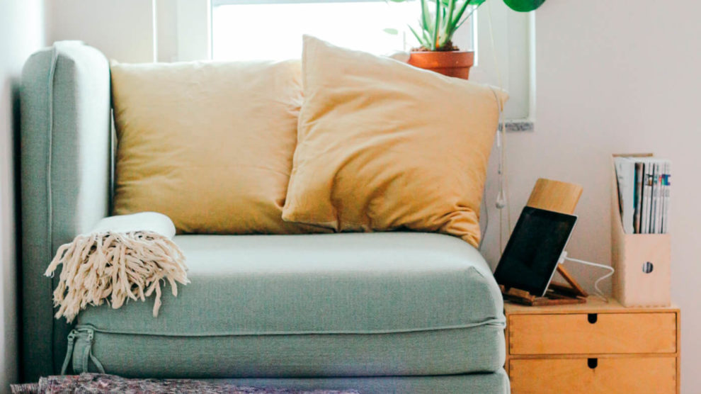Como organizar a casa morando sozinho