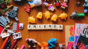 Aprenda a manter os brinquedos das crianças organizados