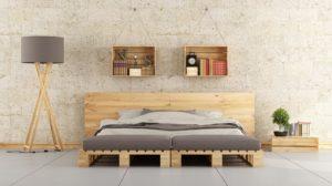 Pallets e caixotes: aprenda a combinar decoração e sustentabilidade