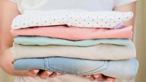 7 tecidos mais comuns e como limpá-los