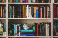 Como manter os livros limpos e organizados