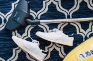 Como manter os tapetes limpos e organizados