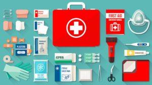Kit de Primeiros Socorros: O que deve ter?