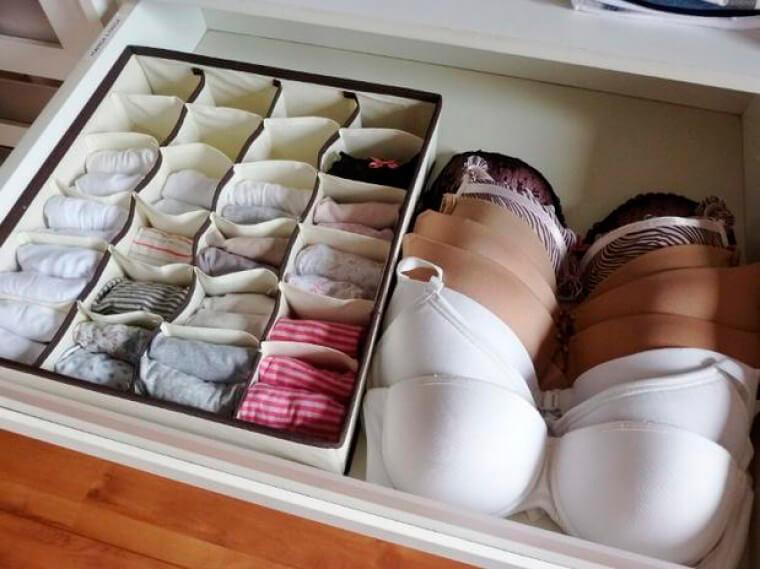 Organizador de armário