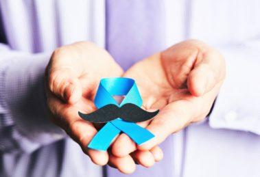 Novembro Azul - mês de conscientização sobre a saúde do homem